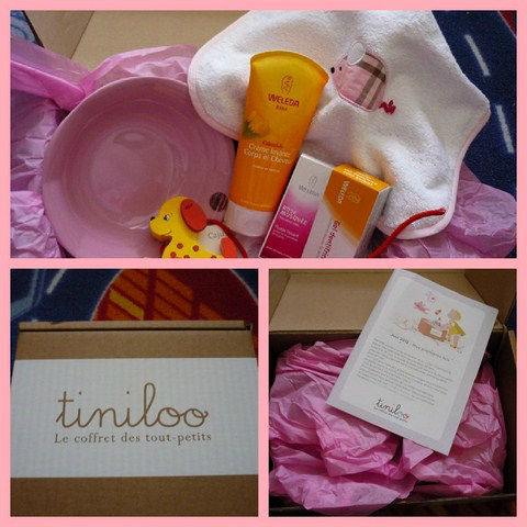 Test de la baby box Tiniloo